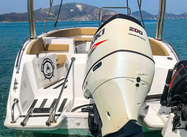 CUBANEROS Speed Boat-5