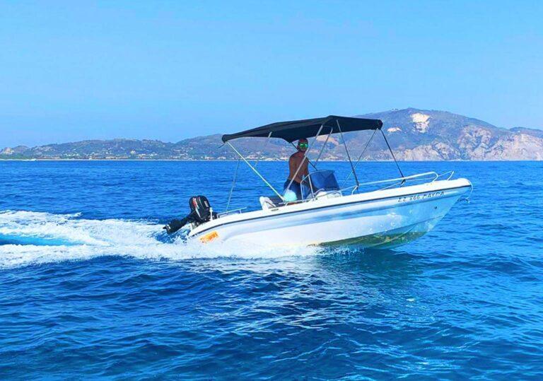 MAVRA Speed Boat 4