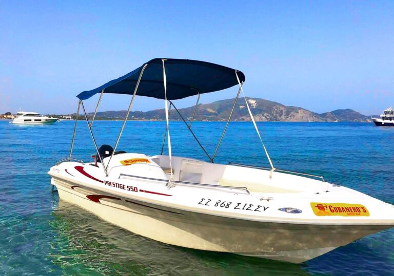 SISSY Speed Boat 2