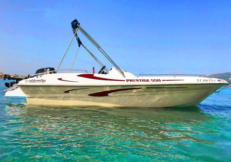 SISSY Speed Boat 4